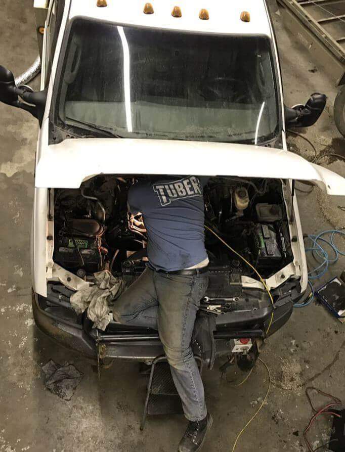 Matt the Mechanic