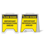 Important Intsersection Signs